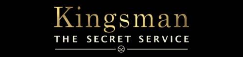 Kingsman - The Secret Service title