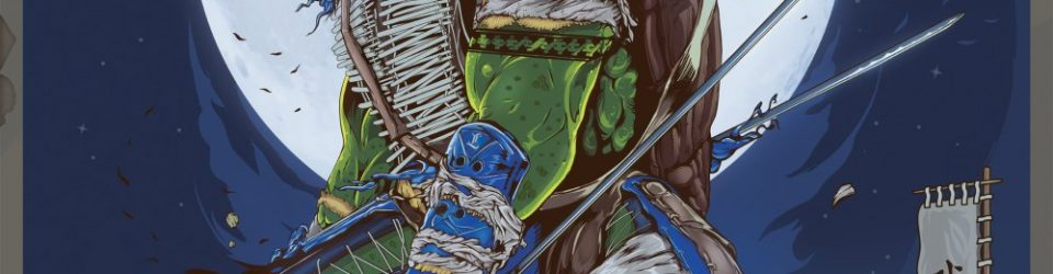Legend Of The Yokai Artwork Released