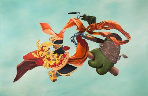 Legend Of The Yokai - Oscar Gutierrez