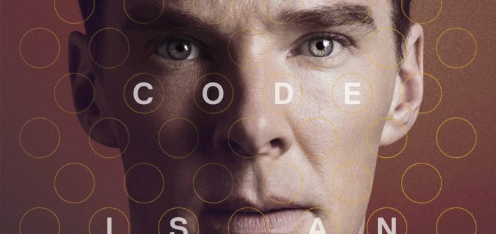 Alan Turing poster for The Imitation Game