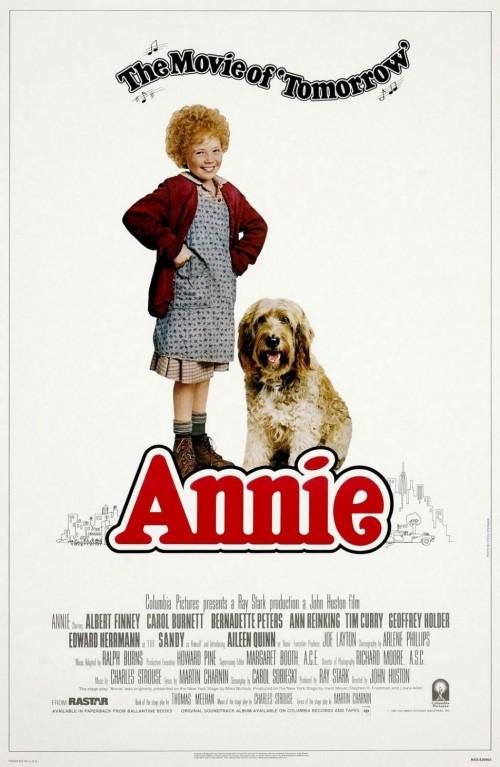 original Annie poster