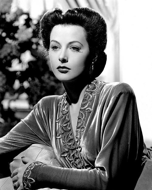Hedy Lamarr - 1942