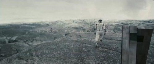 Interstellar trailer – Mankinds next step and Minecraft