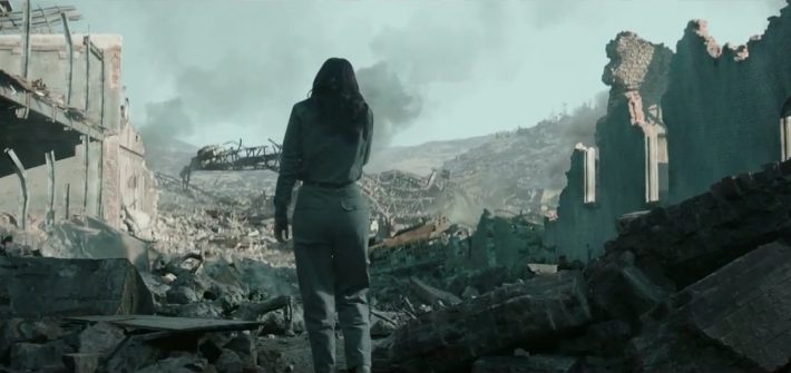 Katniss returns to District 12