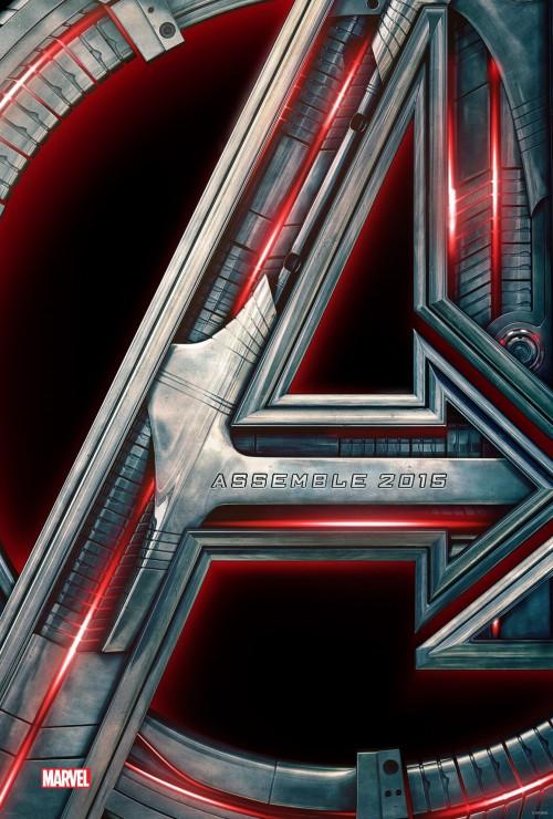 Marvel's Avengers Age of Ultron teaser poster