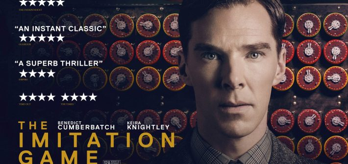 The Imitation Game's latest poster