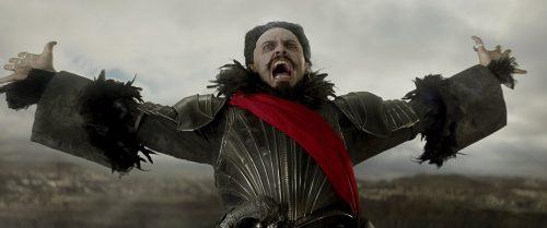 Hugh Jackman as Blackbeard in Pan