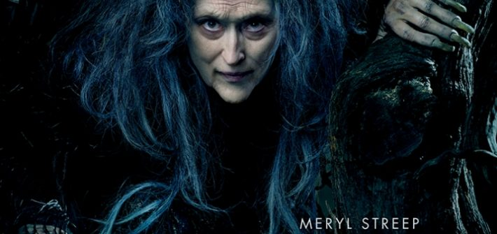 Into The Woods release Character Posters