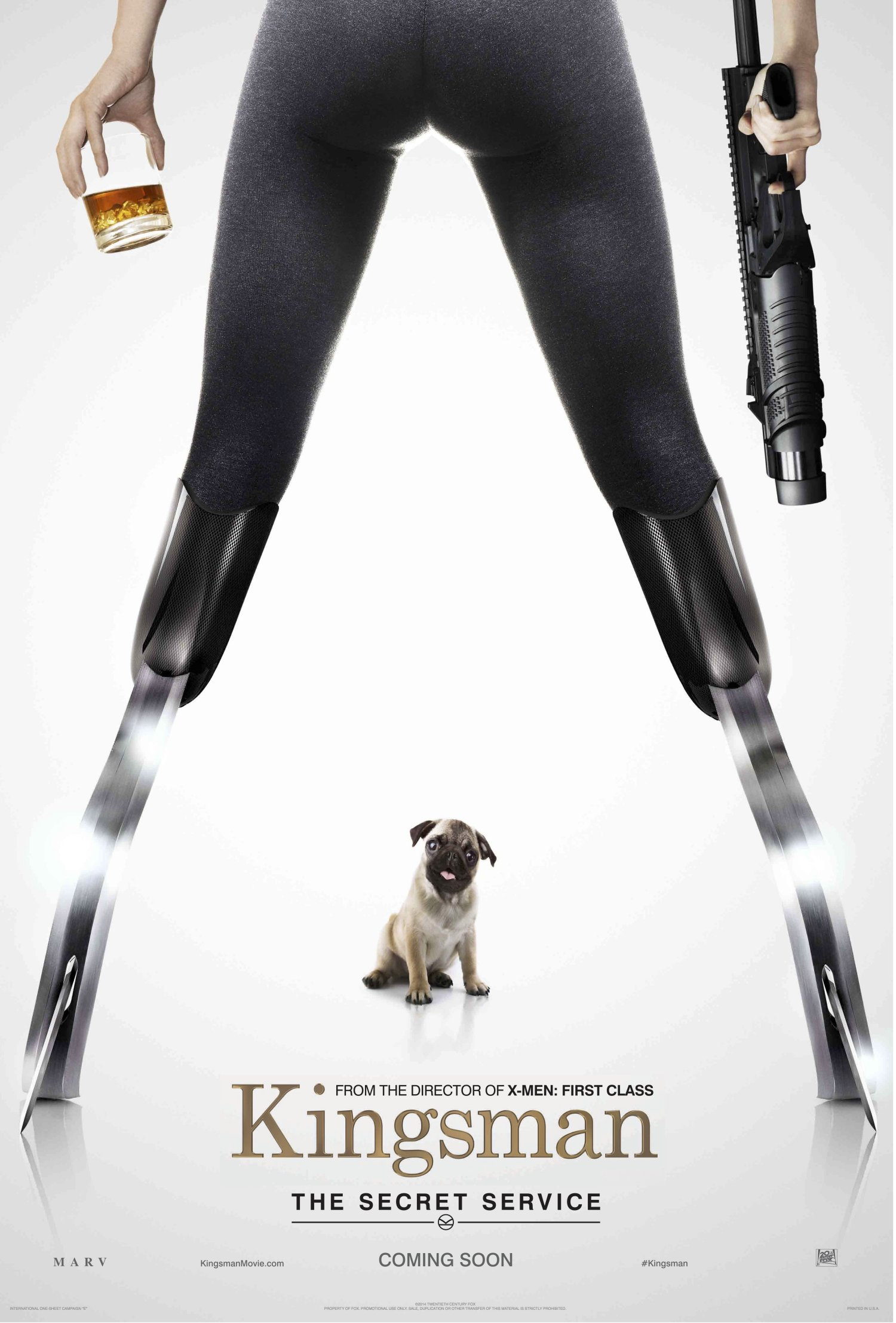 kingsman   jb the pug confusions and connections