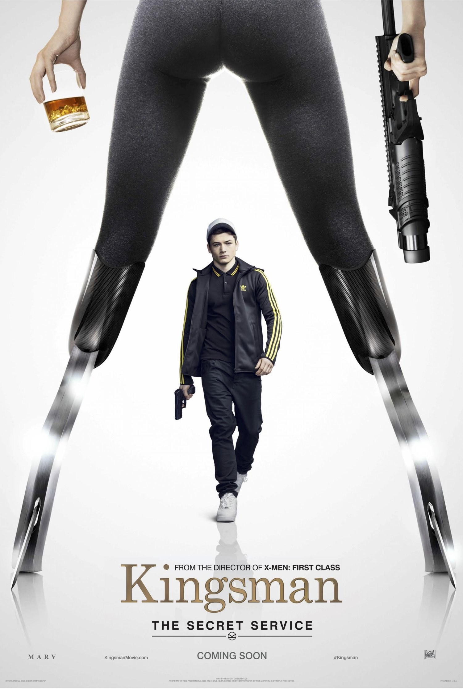 Film Kingsman Trailer