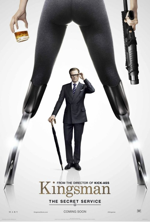 Kinsgman - Colin Firth