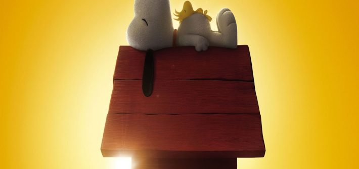 #GoodGrief Snoopy gets a poster