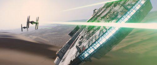 Millennium Falcon still in trouble with The Empire