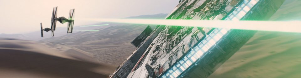Star Wars: The Force Awakens trailer & images