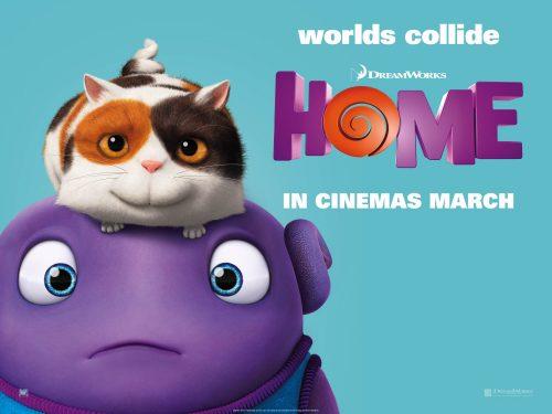 Home teaser poster
