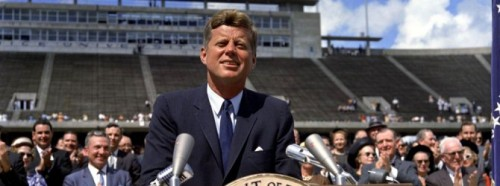 JFK at RICE
