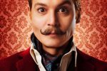 Mortdecai with added Stephen Fry