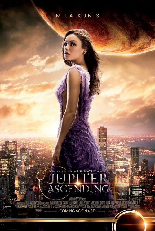 Mila Jupiter Ascending