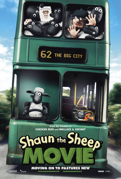 Bus One Sheet poster