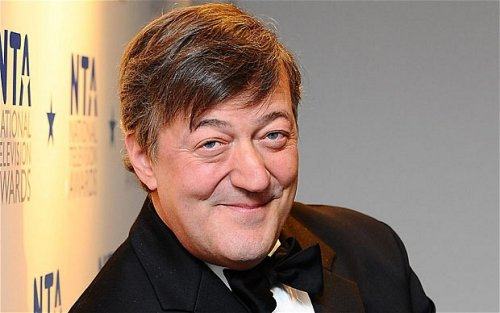 Stephen Fry returns to host EE British Academy Film Awards
