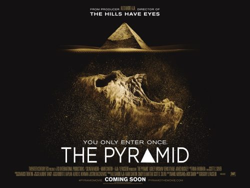 The Pyramid poster