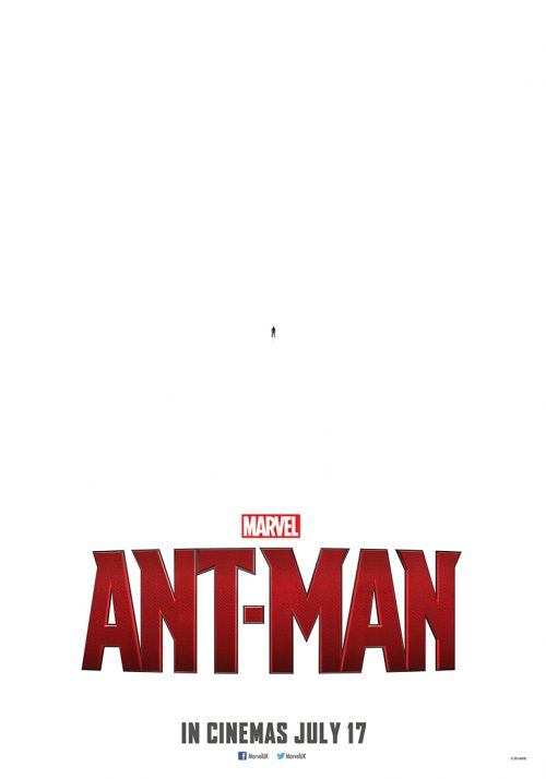 ANT-MAN TEASER POSTER UNITEDKINGDOM