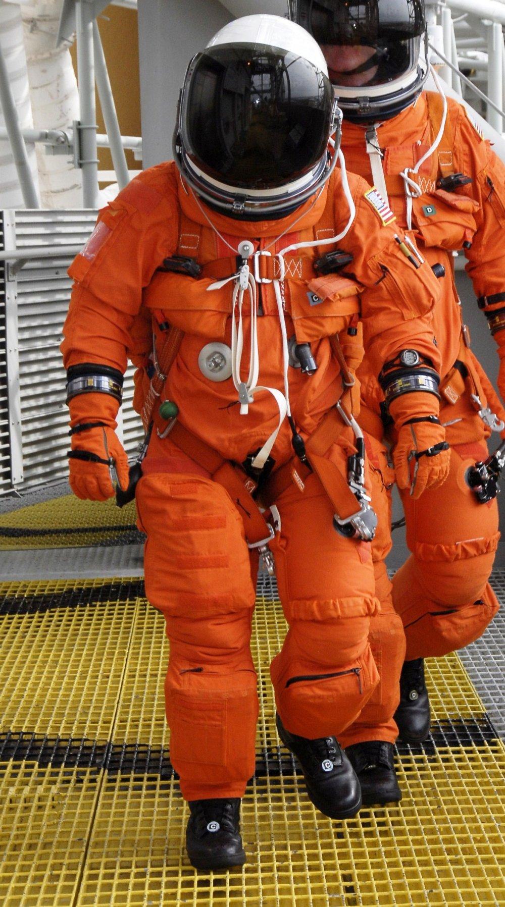 Advanced Crew Escape Suit STS-130