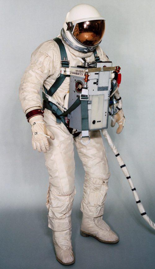 Gemini spacesuit - G4C - EVA