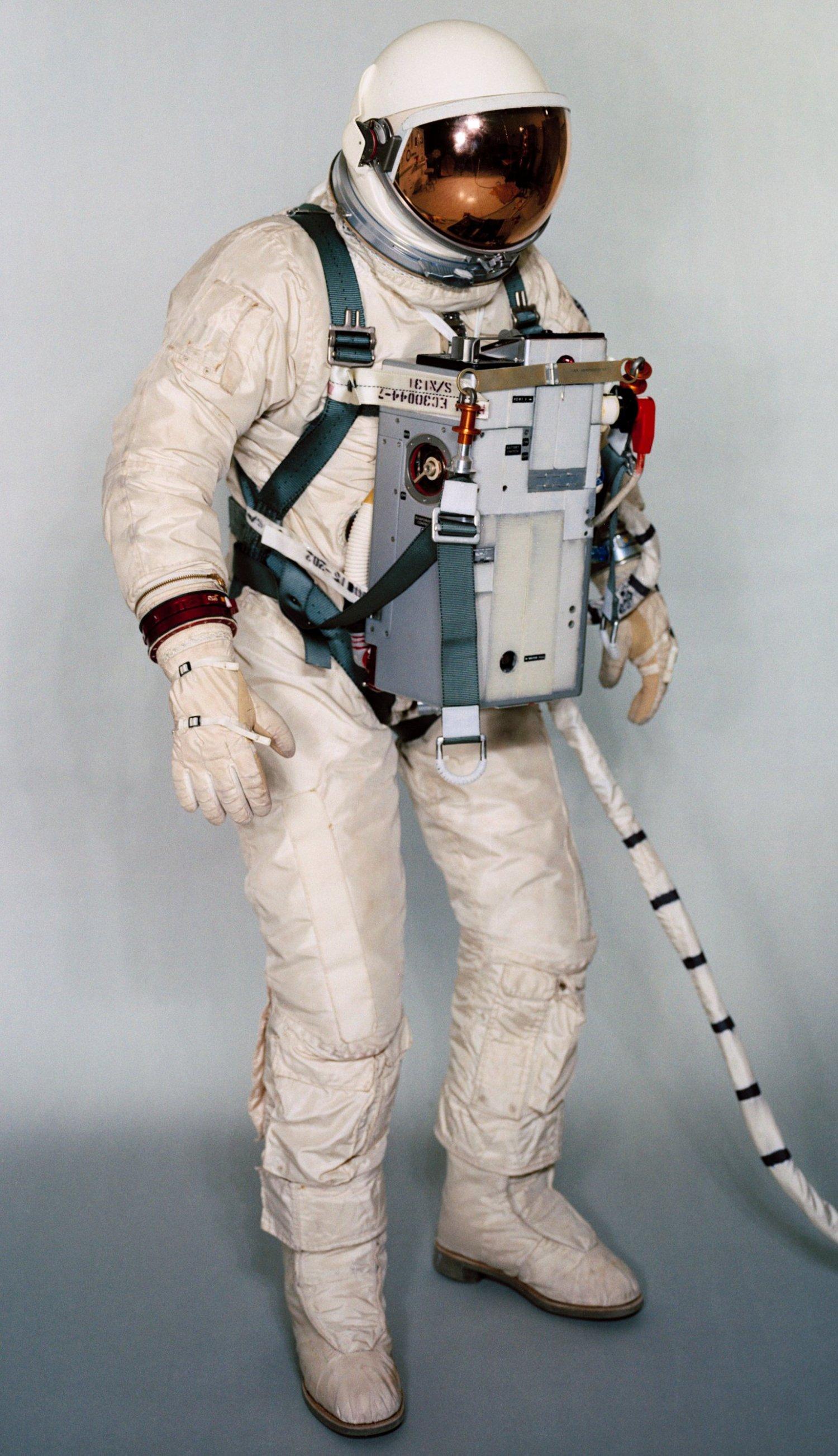 Gemini spacesuit – G4C – EVA