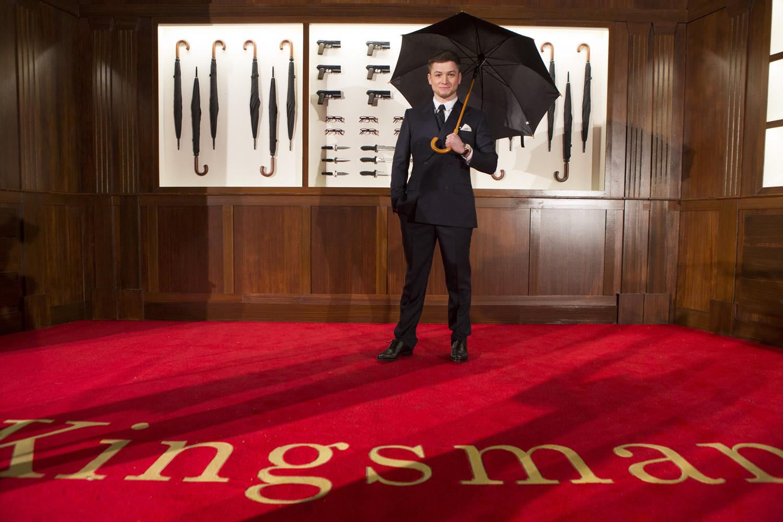 Film Kingsman Secret Service Trailer