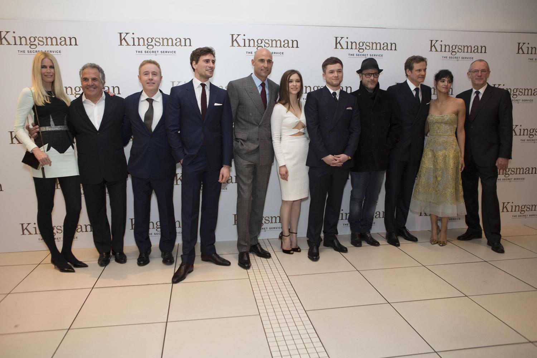 Kingsman Film Clips