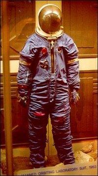 Manned Orbital Laboratory suit