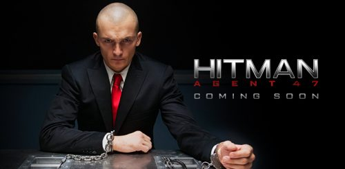Agent 47 poster