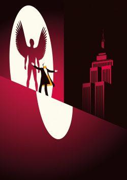 BAFTA '15 Film Digital Covers 1  Birdman Art