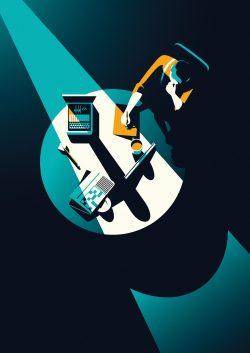 BAFTA '15 Film Digital Covers 1  The Imitation Game Art