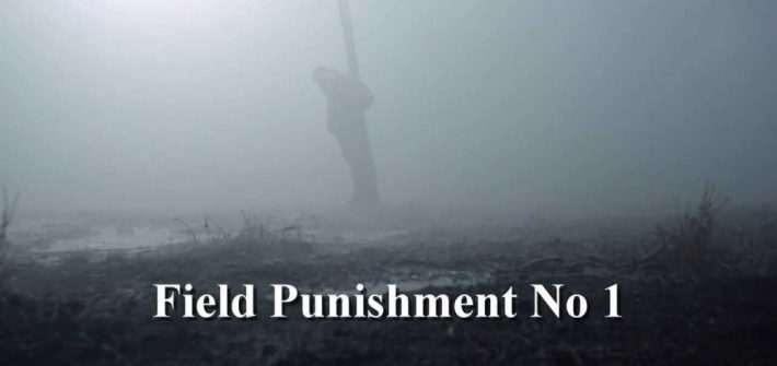 Field Punishment No. 1 on DVD for ANZAC Day