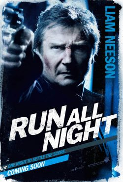 Run All Night Liam poster