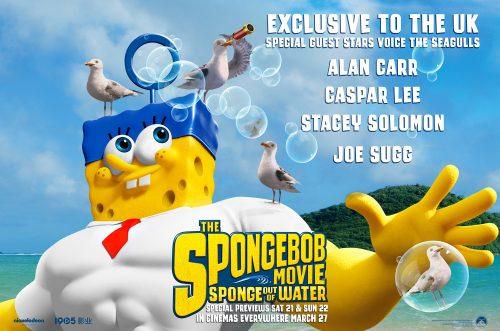 SpongeBob Seagulls