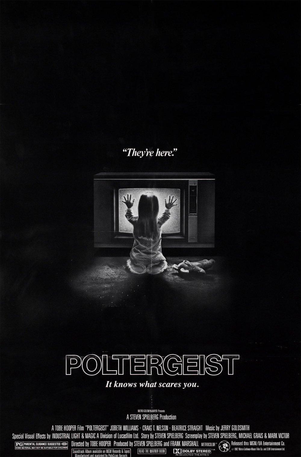 poltergeist 1982 poster