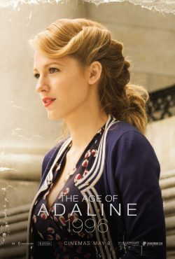 Age of Adeline poster for 1996