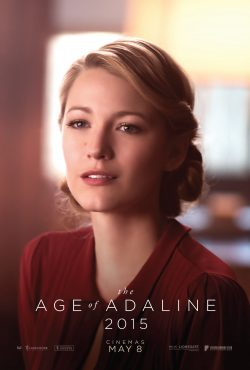 Age of Adeline poster for 2015