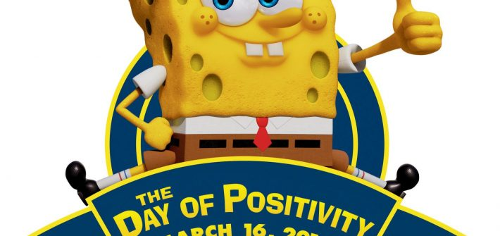 Day of Positivity with Spongbob