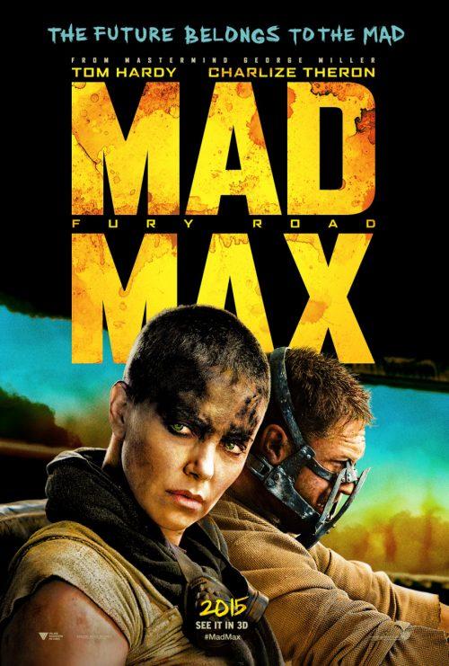 Mad Max Main Poster