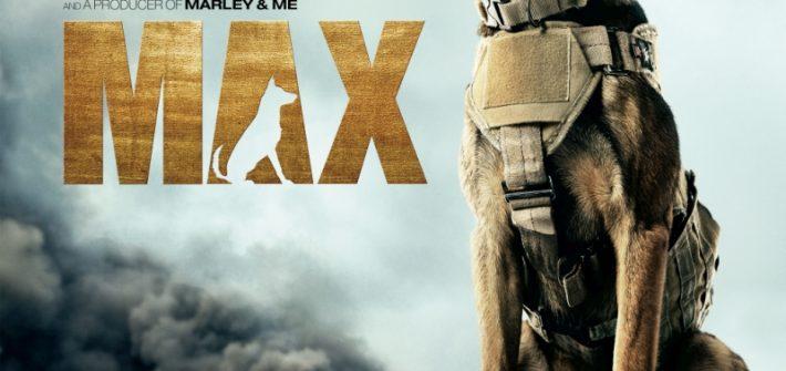 Max – A Soldier's best friend
