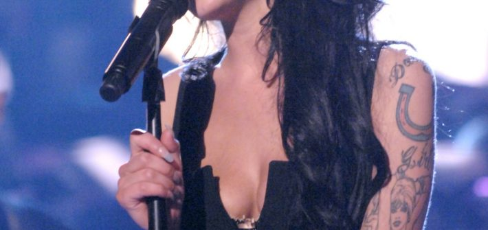 Amy Winehouse – the first teaser