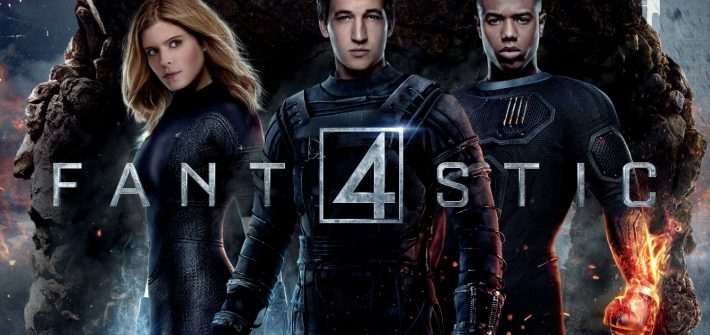 Fantastic four's new trailer