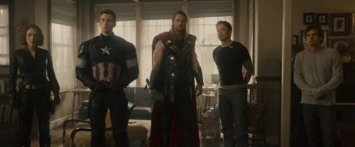 Marvel's Avengers Age of Ultron - Re-Assembled