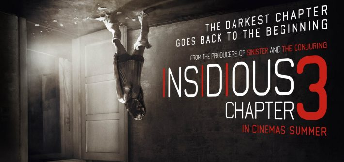 Insidious goes in a new direction