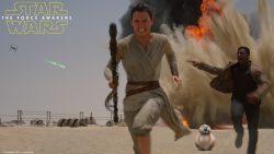 Star Wars The Force Awakens wallpaper 01