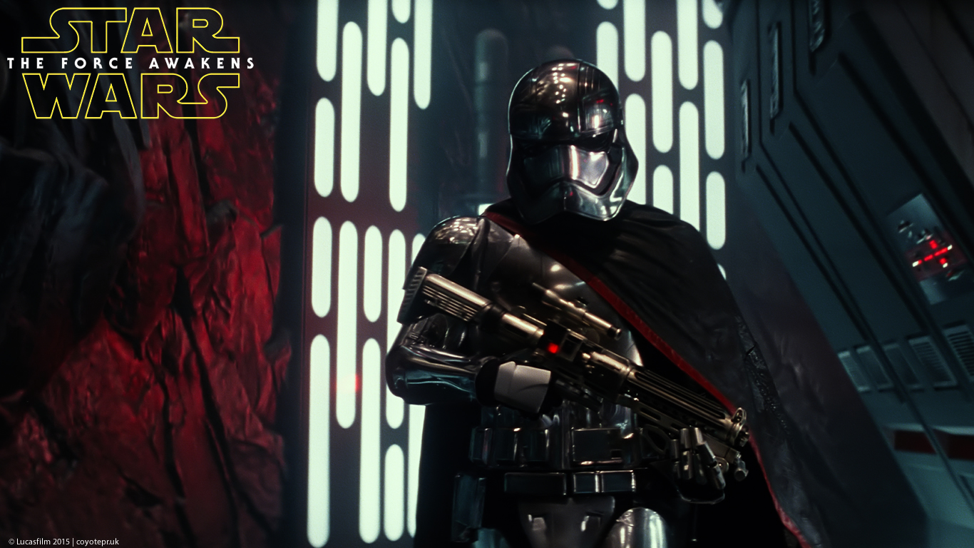 Star Wars The Force Awakens Wallpaper 10 Confusions And Connections